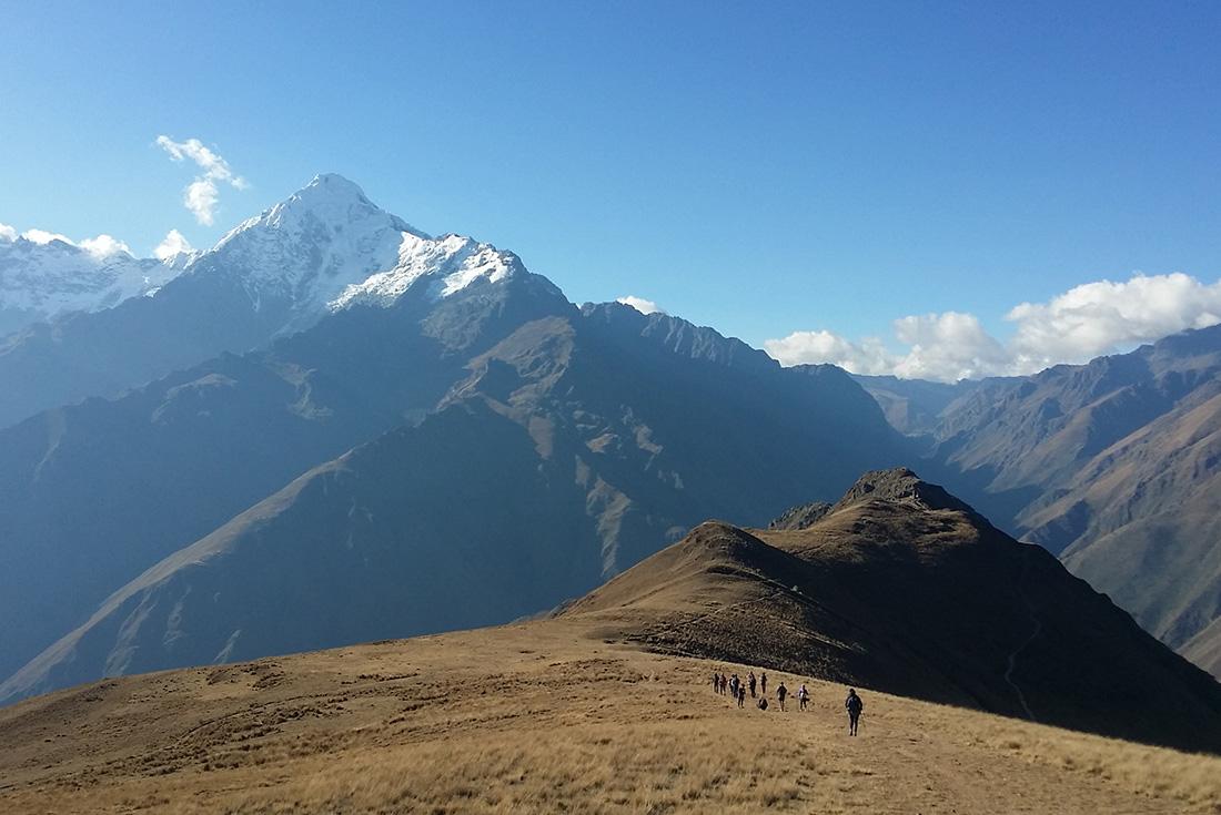 Inca Quarry Trail Extension 1