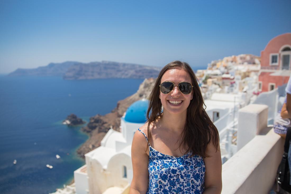 One Week Sailing Mykonos to Santorini 1