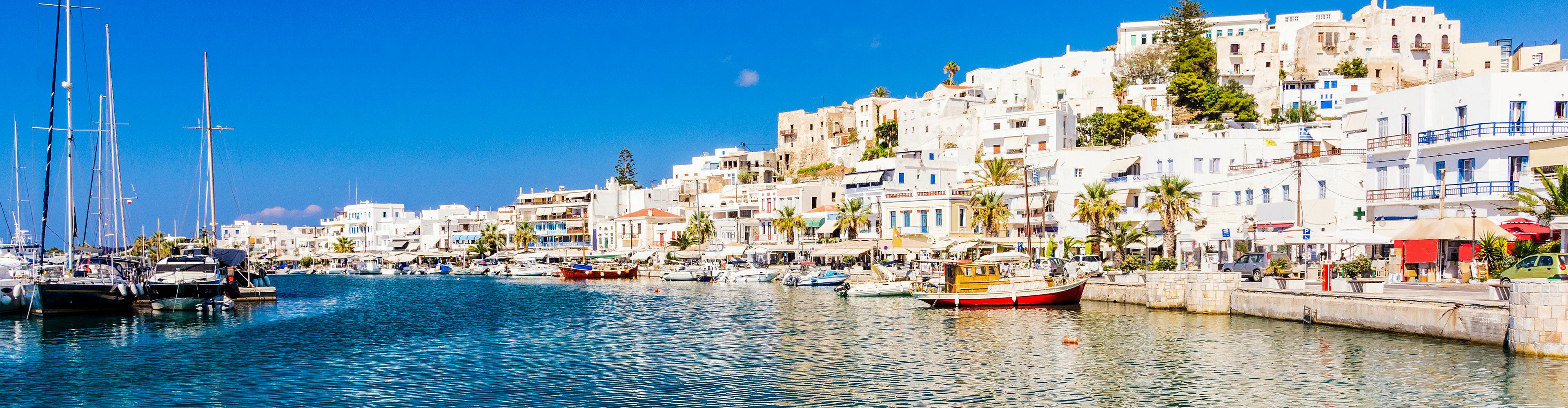 One Week Sailing Santorini to Mykonos