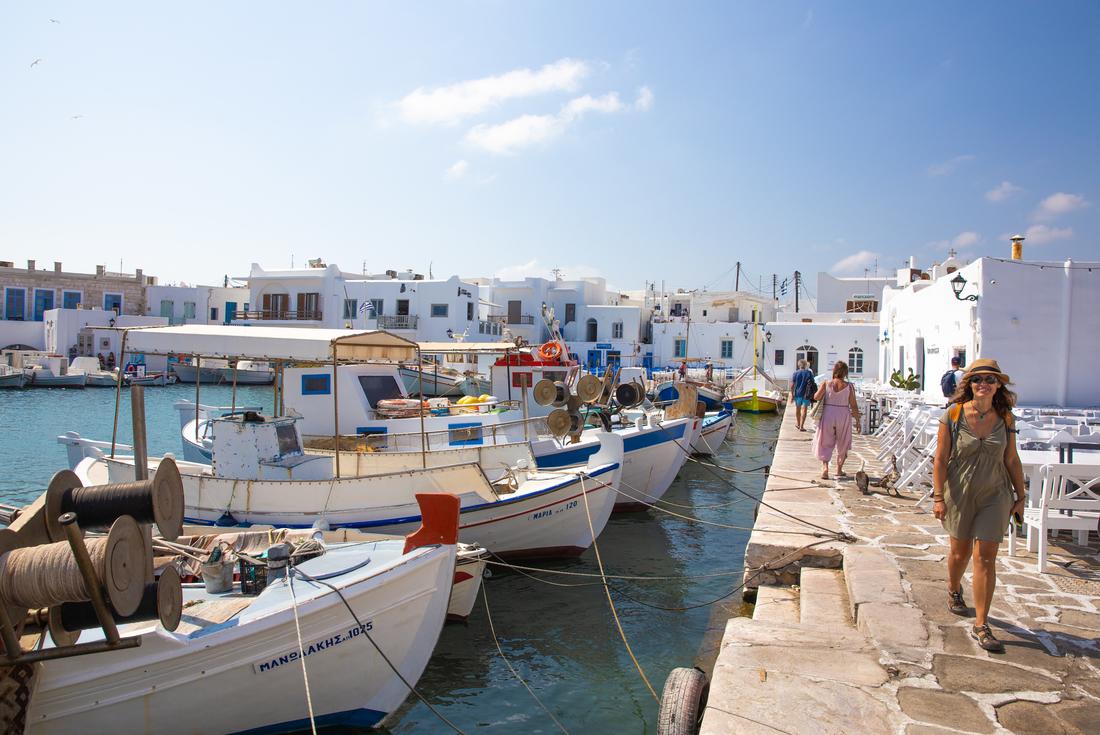 One Week Sailing Santorini to Mykonos 3
