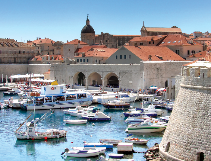 One Week Sailing in Croatia: Dubrovnik to Split 2