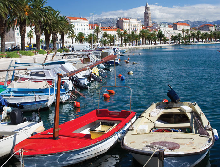 One Week Sailing in Croatia - Dubrovnik to Split 1