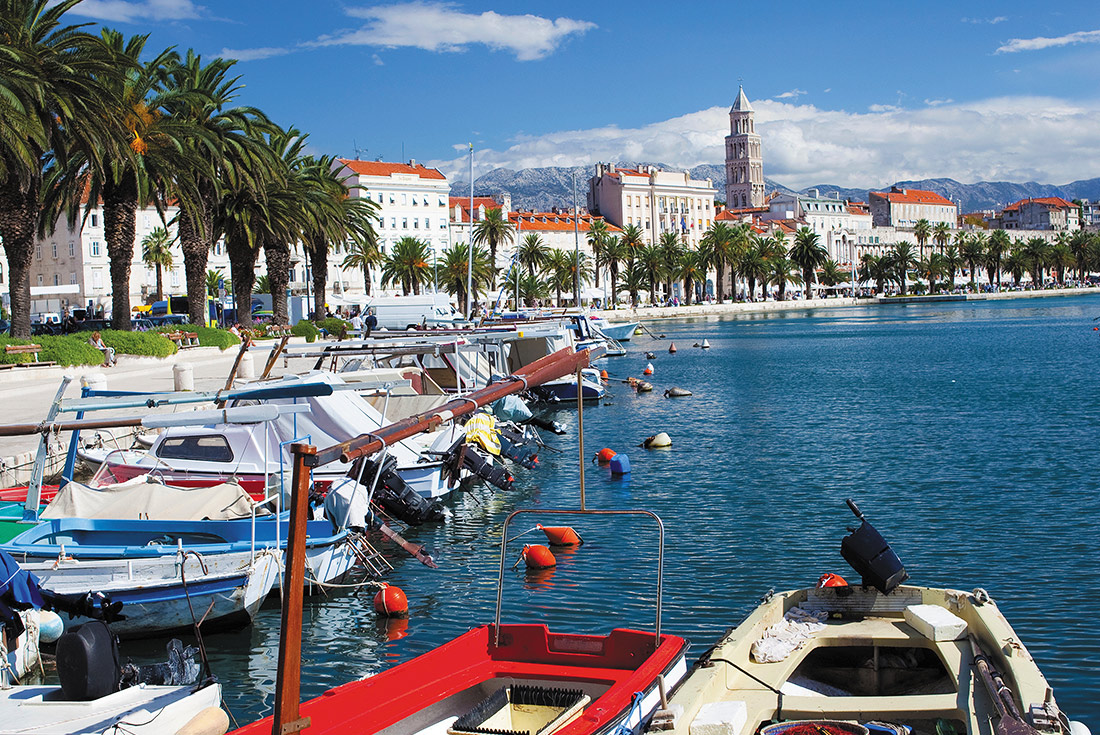 One Week Sailing in Croatia - Dubrovnik to Split 4