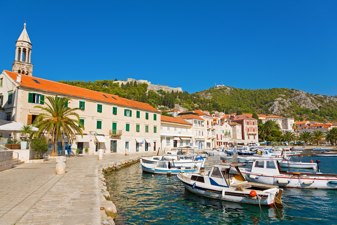One Week Sailing Split to Dubrovnik 3