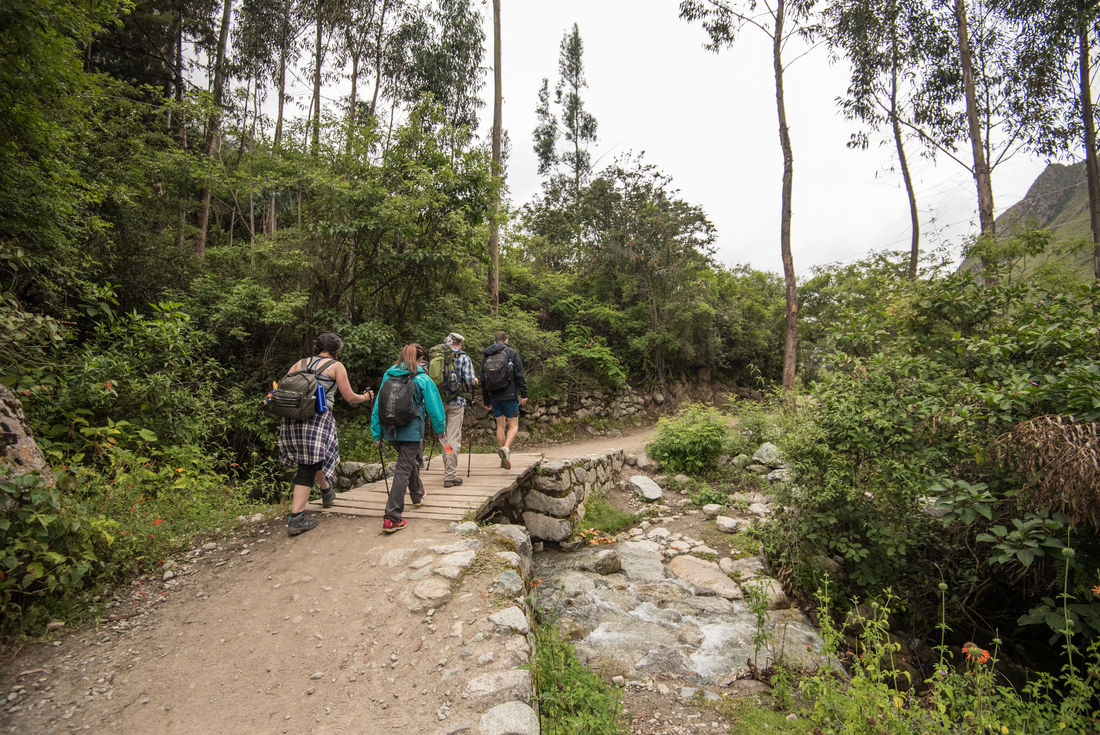 Inca Trail Family Holiday with teenagers 3