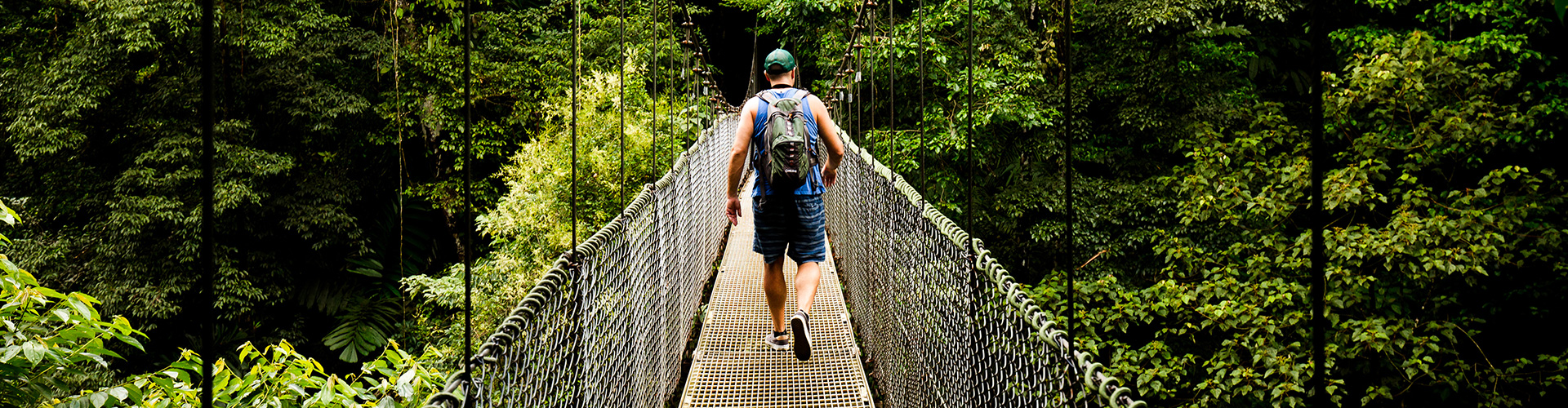 Costa Rica: Hike, Raft & Canyon