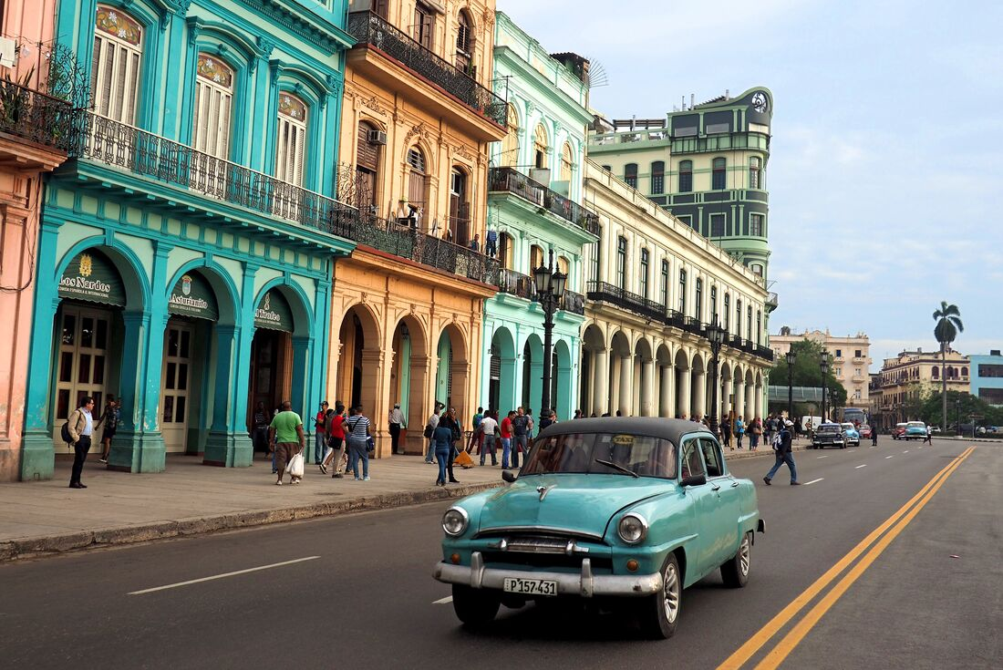 Hola Cuba - for US citizens 1