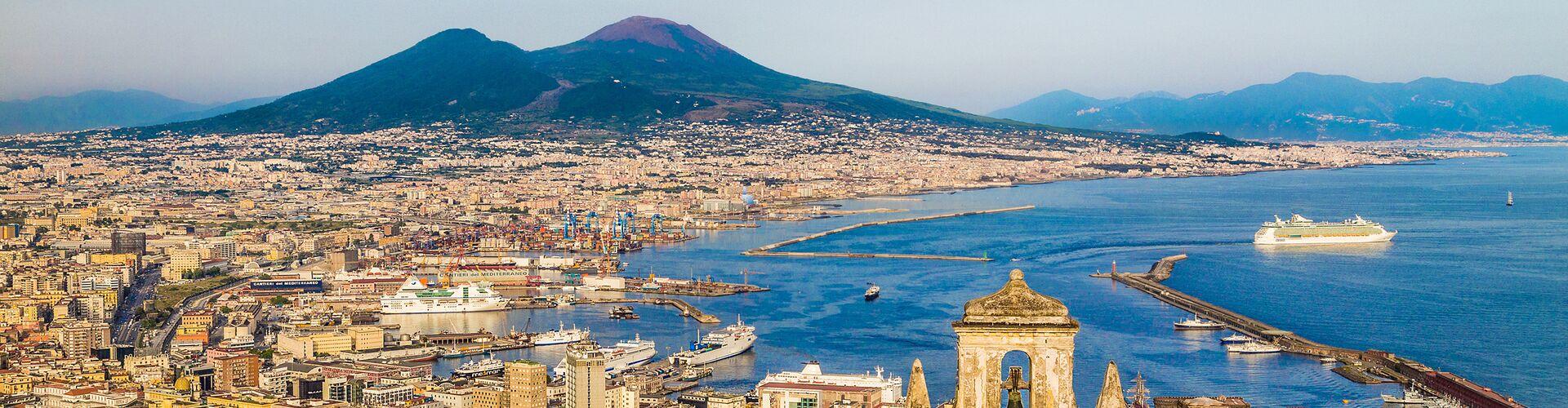 Rome to Amalfi