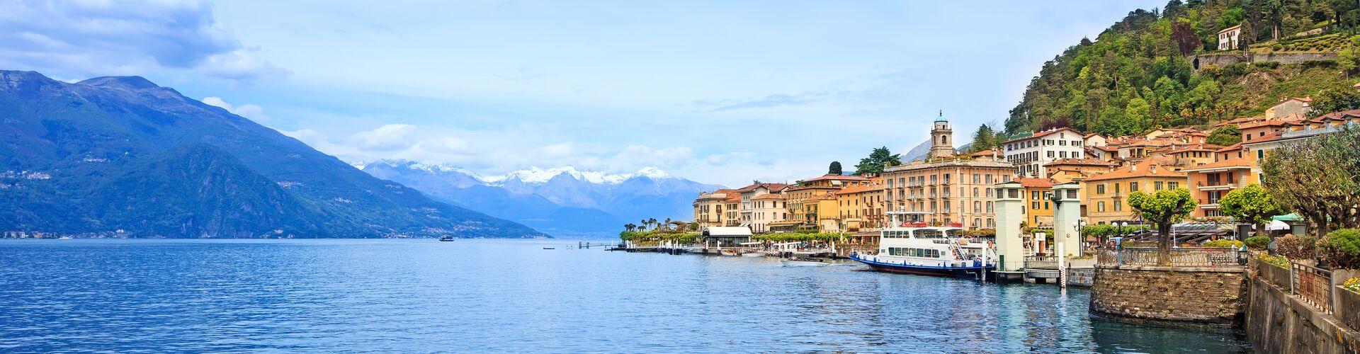 Italian Lakes: Hike, Bike & Kayak