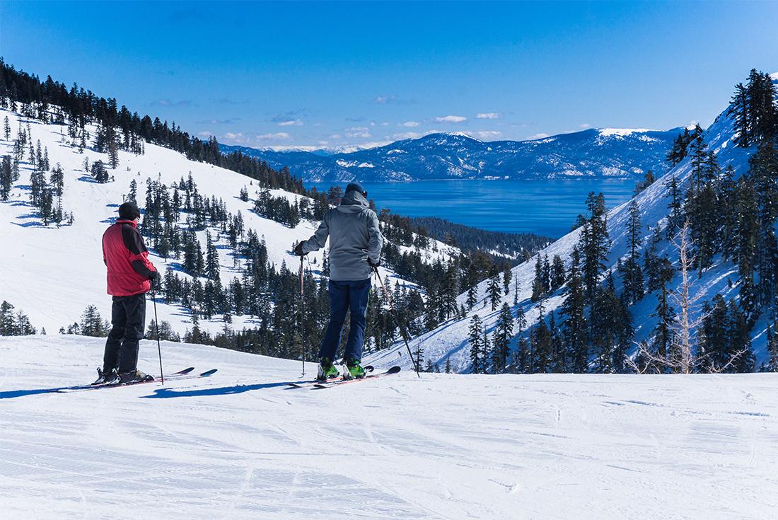 Lake Tahoe & Yosemite Winter Adventure 1