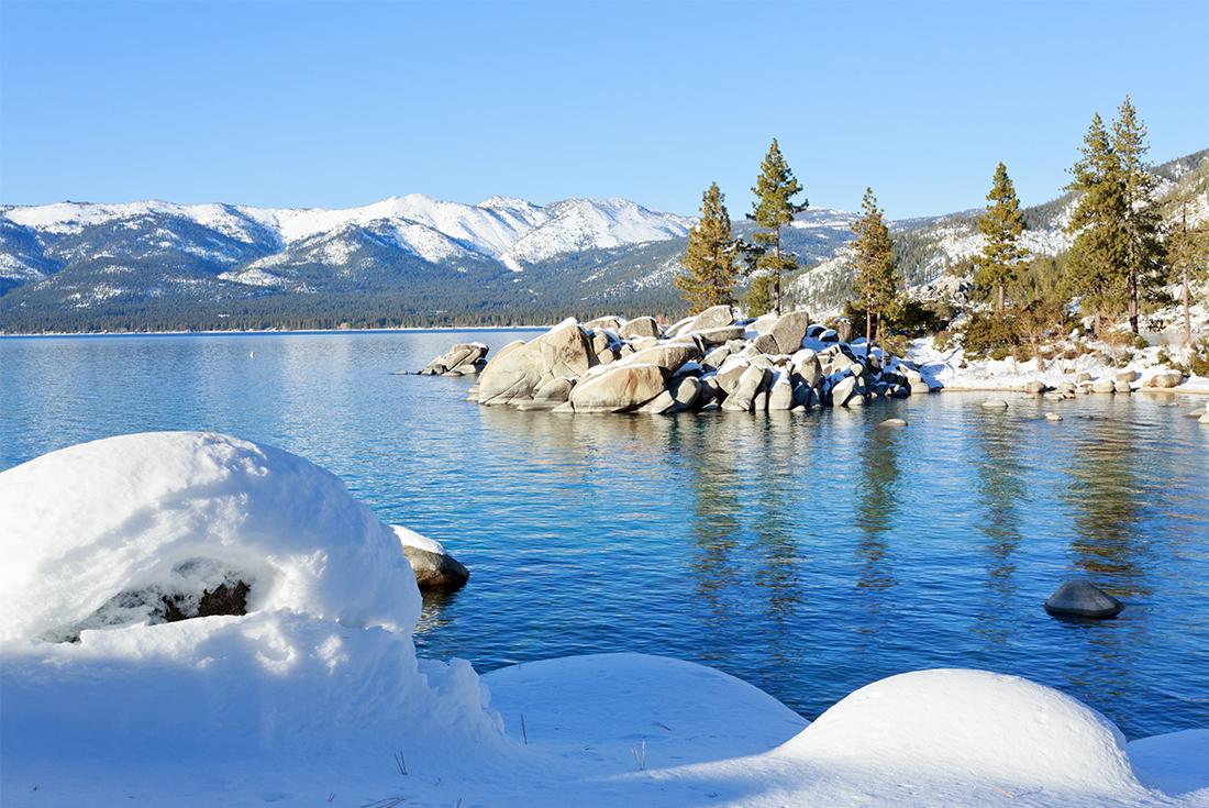 Lake Tahoe & Yosemite Winter Adventure 2