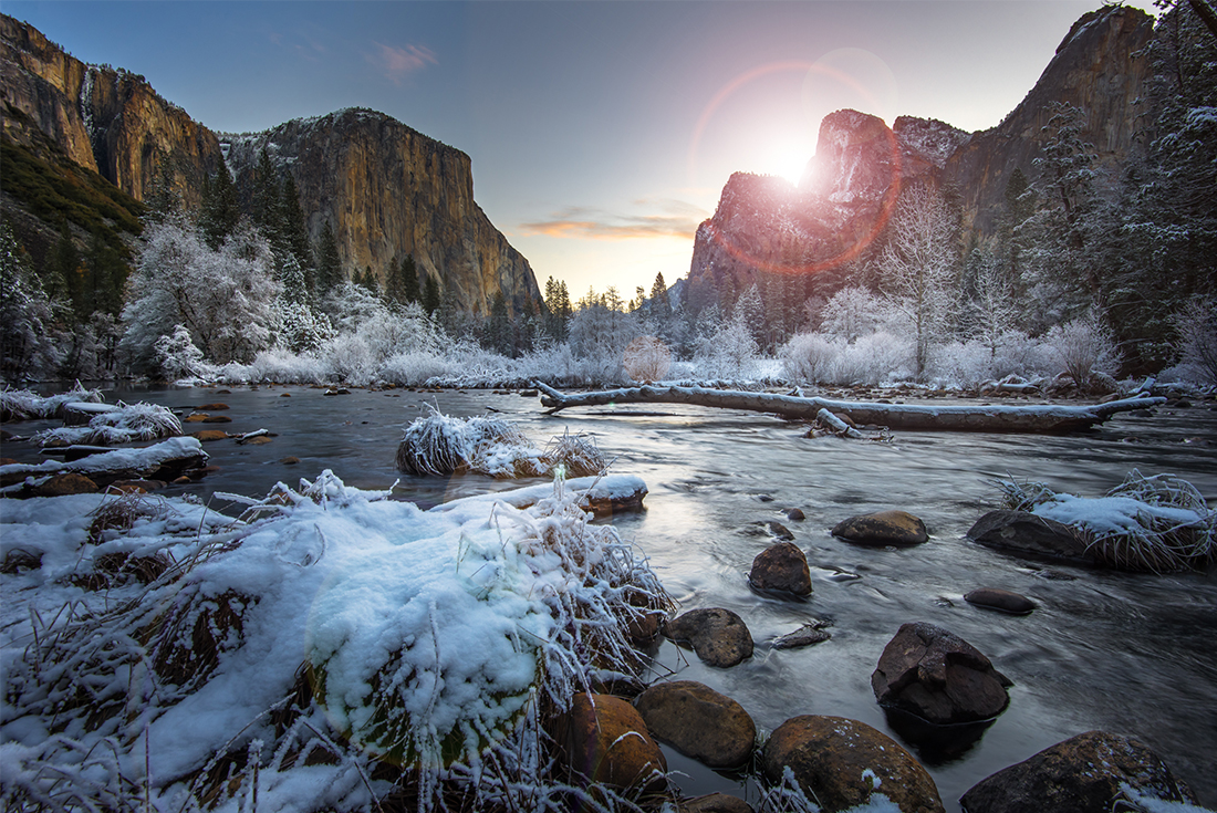 Lake Tahoe & Yosemite Winter Adventure 3