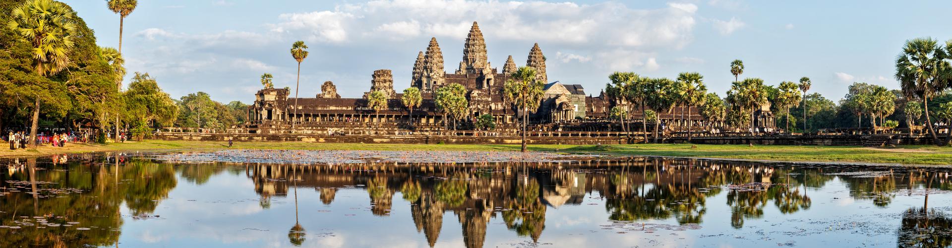Cambodia - Temples & Beaches