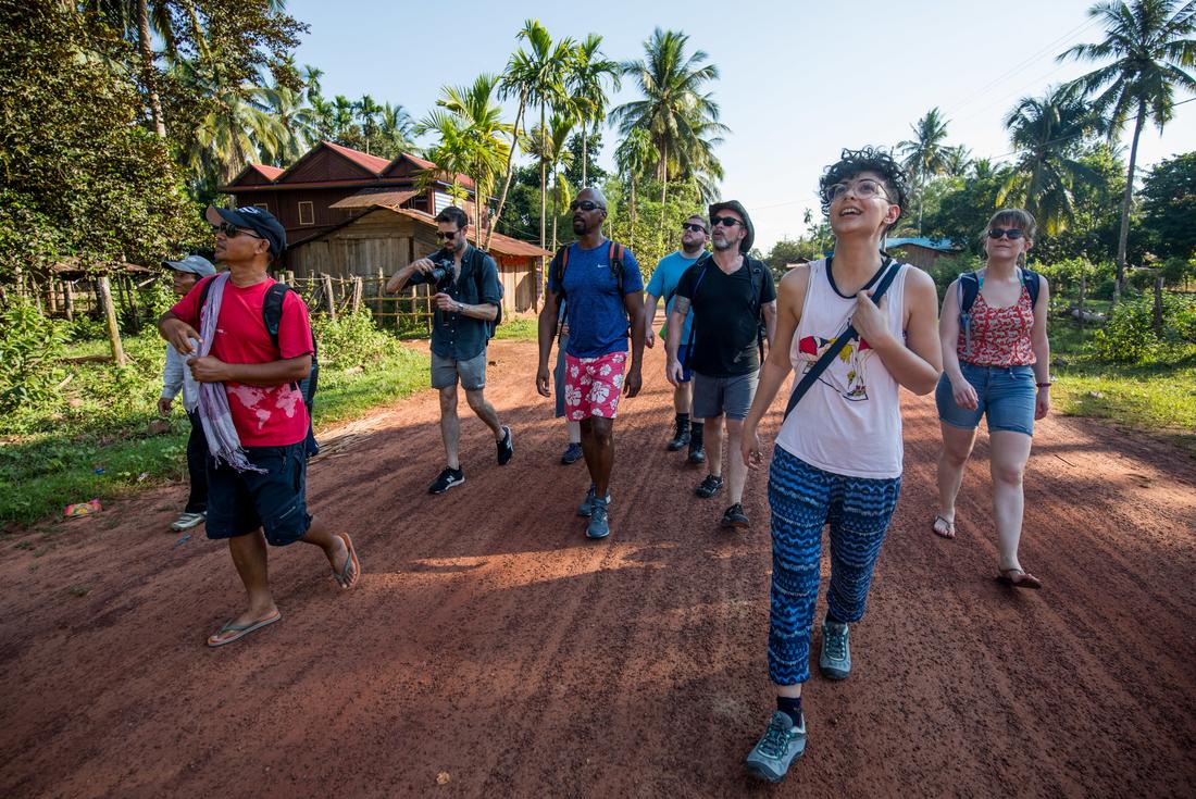 Cambodia - Temples & Beaches 3