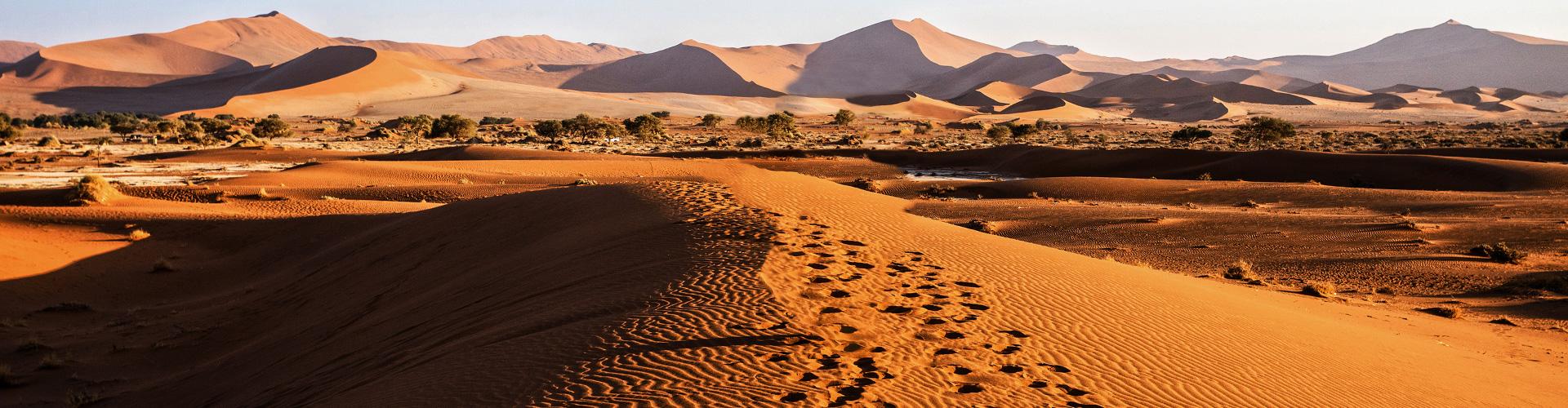 Namibia Dunes – Camping