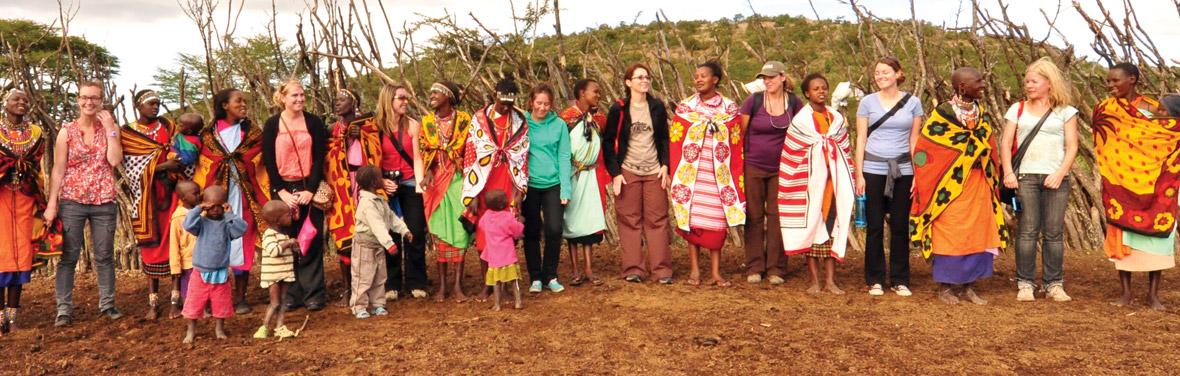 Masai Mara Walk