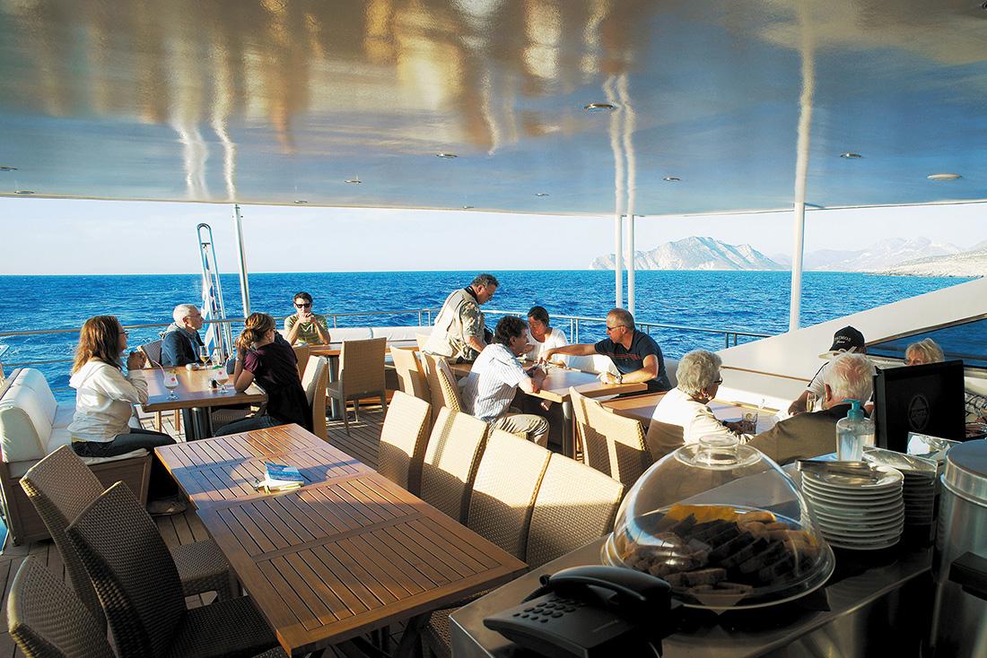 Cruising Spain, Portugal and Morocco - Lisbon to Malaga (M/Y Harmony V) 4