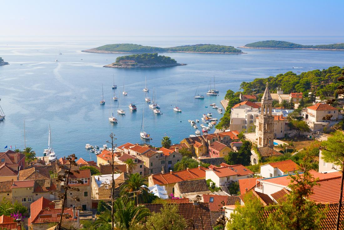 Croatia Coastal Cruising: Dubrovnik to Split 2