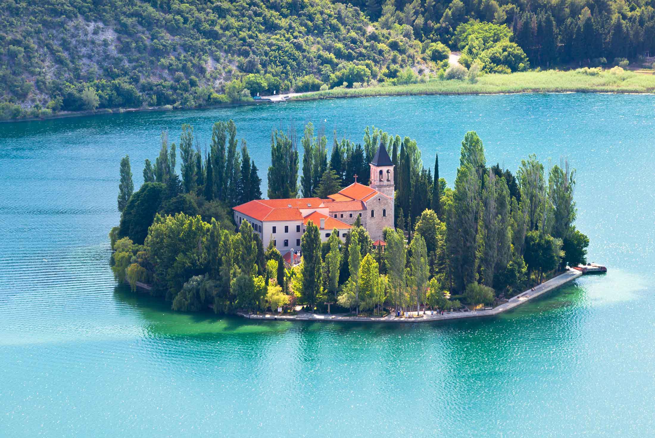 Croatia Coastal Cruising: Split to Dubrovnik 2
