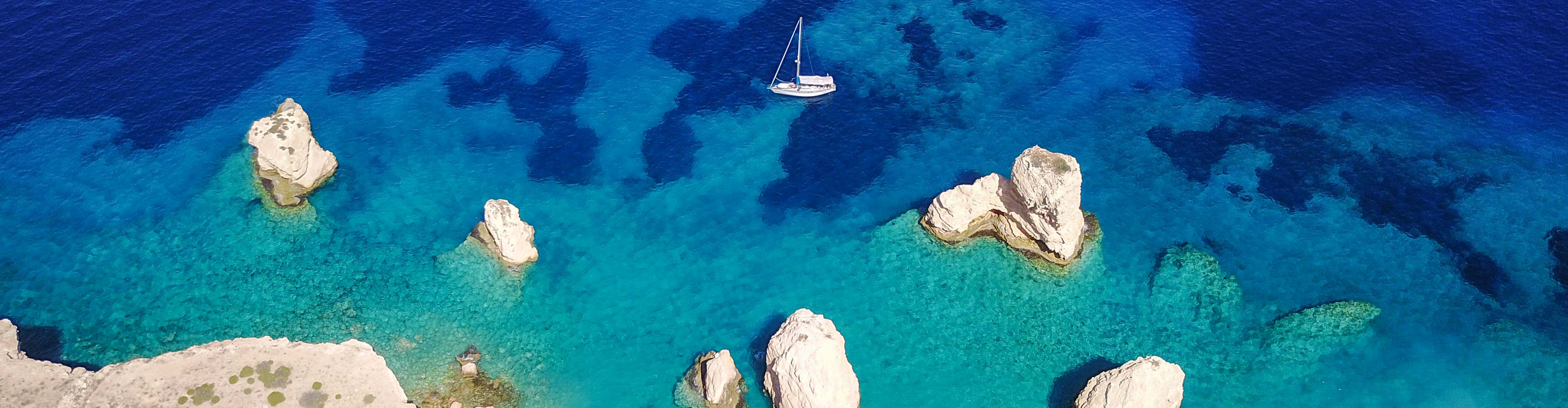 Hidden Cyclades Sailing Adventure