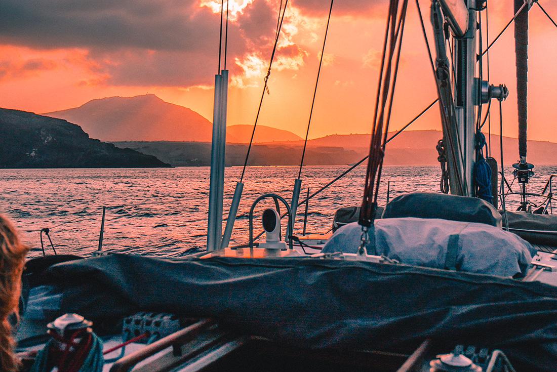 Hidden Cyclades Sailing Adventure 1