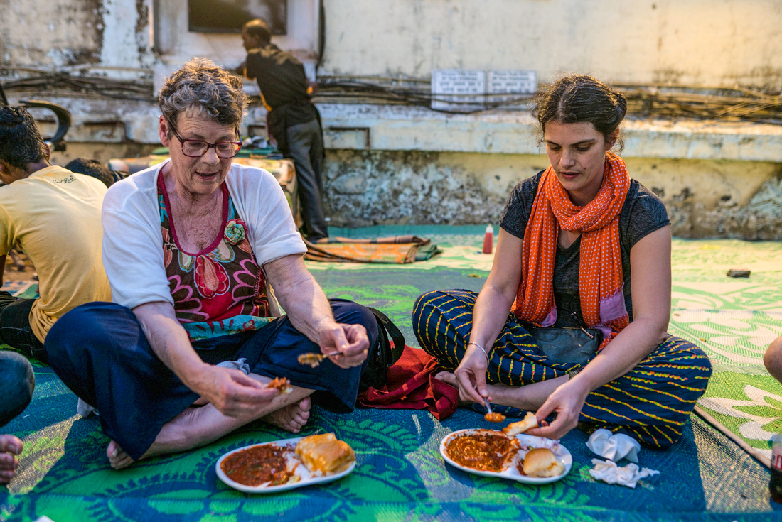 Real Food Adventure - India