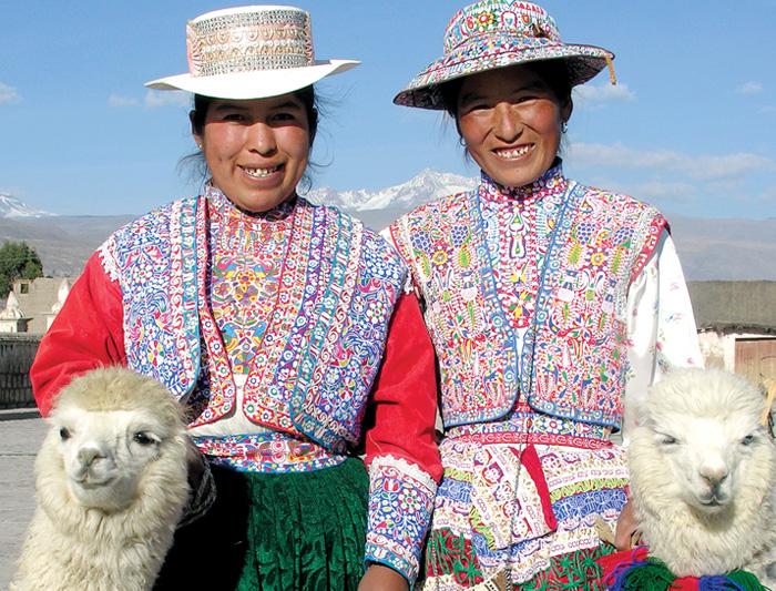 Adventure through Peru, Bolivia & Argentina 1