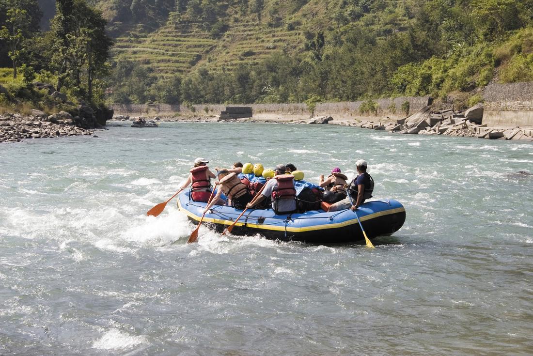 Nepal: Hike, Bike & Raft 3