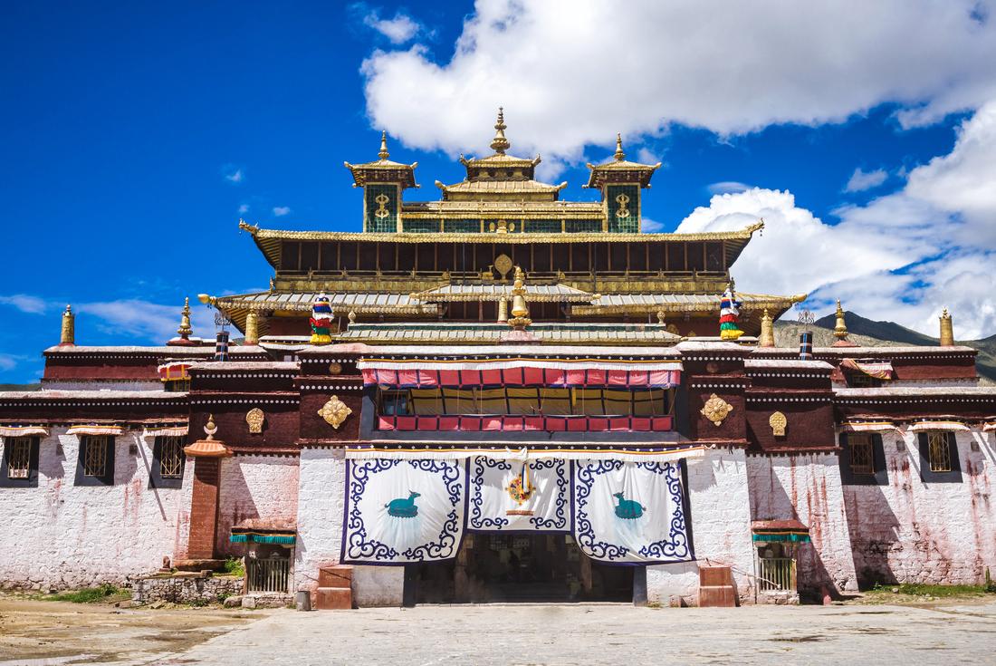Tibetan Journey 1