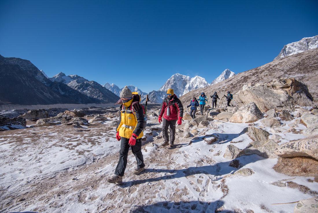 Everest & Annapurna 3