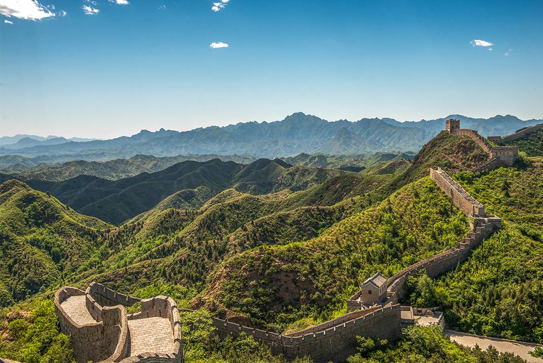 China: Great Wall Hike, Bike & Kung-Fu 3