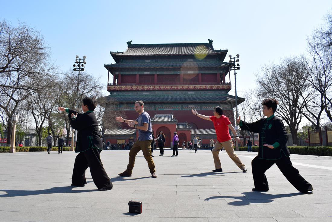 China: Great Wall Hike, Bike & Kung-Fu 1