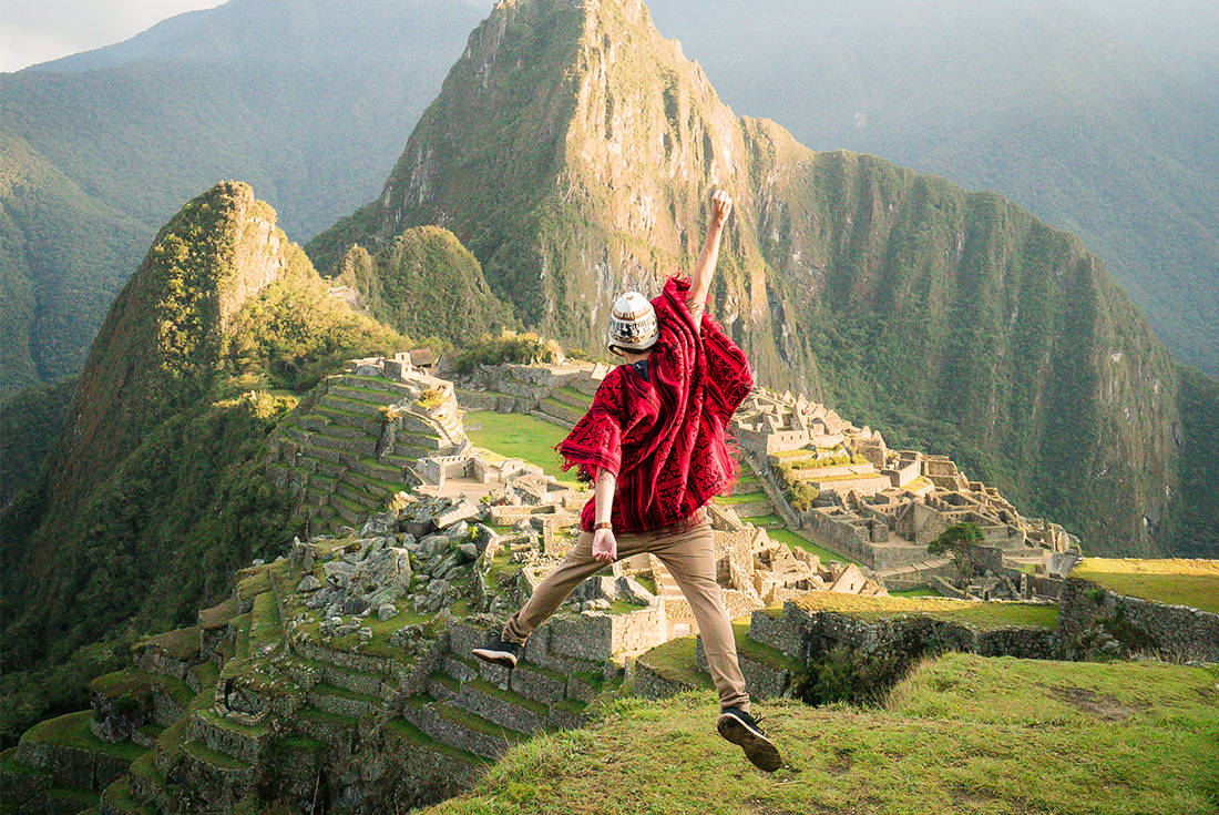 Six Days on the Inca Trail 1