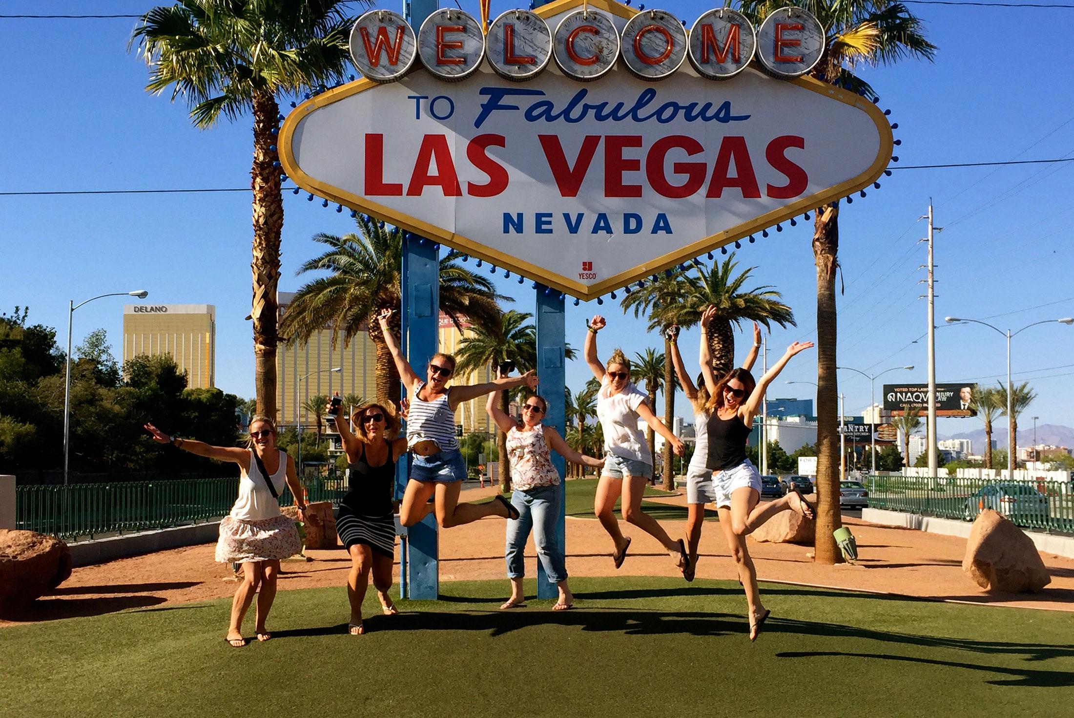 One Week in Las Vegas & the American Wilderness 4
