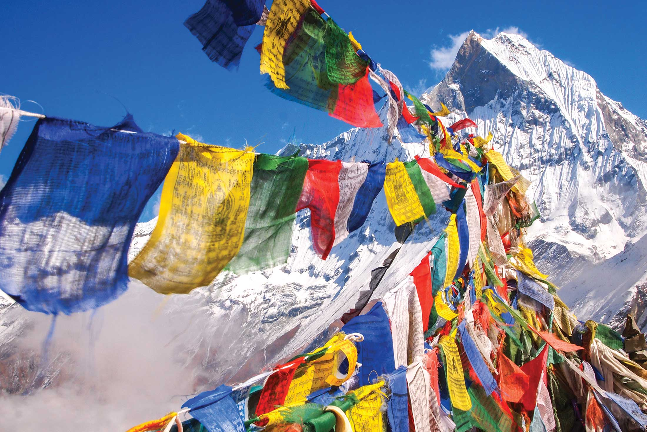 Real Everest Base Camp 2