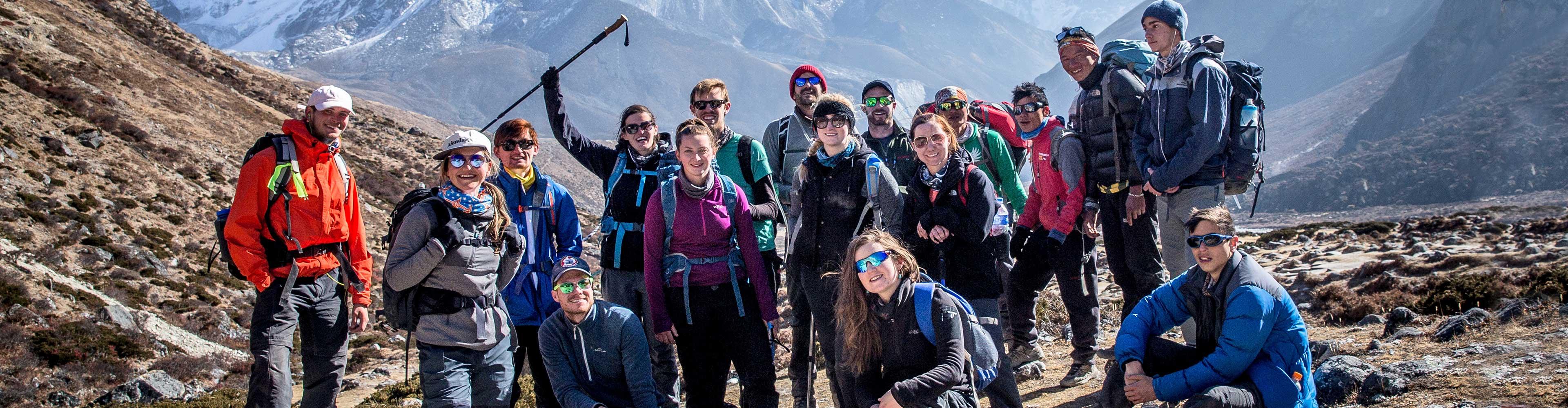 Real Everest Base Camp Trek