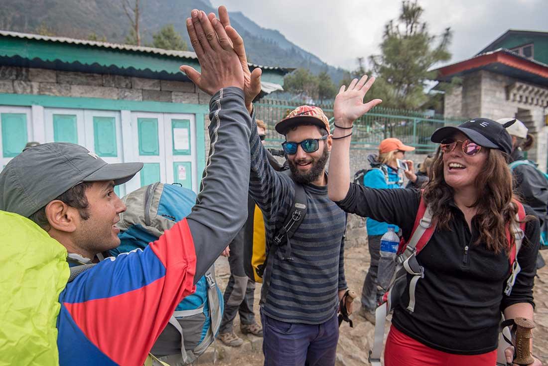 Real Everest Base Camp Trek 3