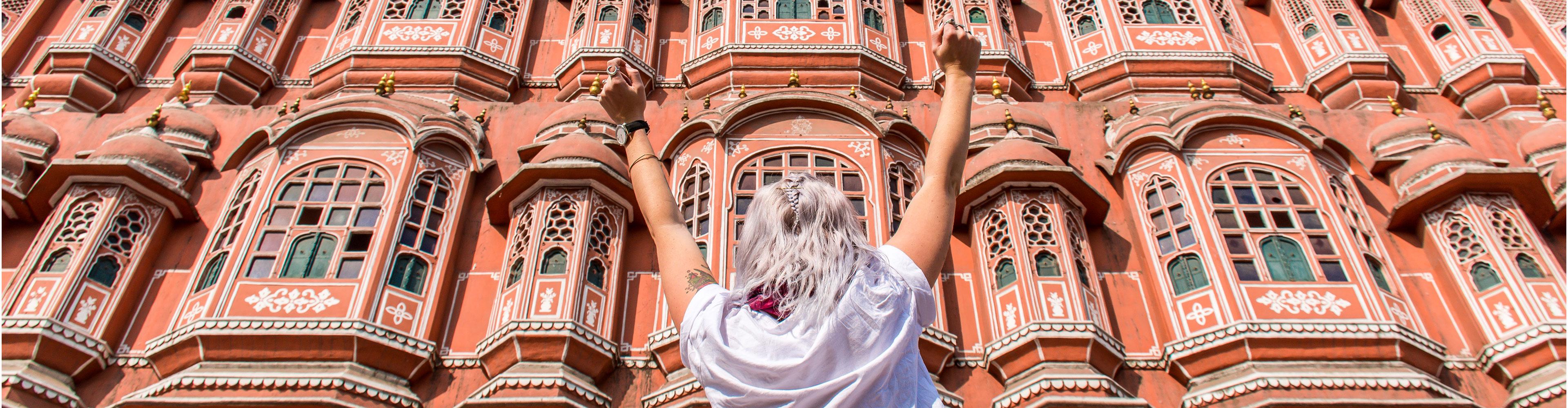 Real Delhi to Kathmandu