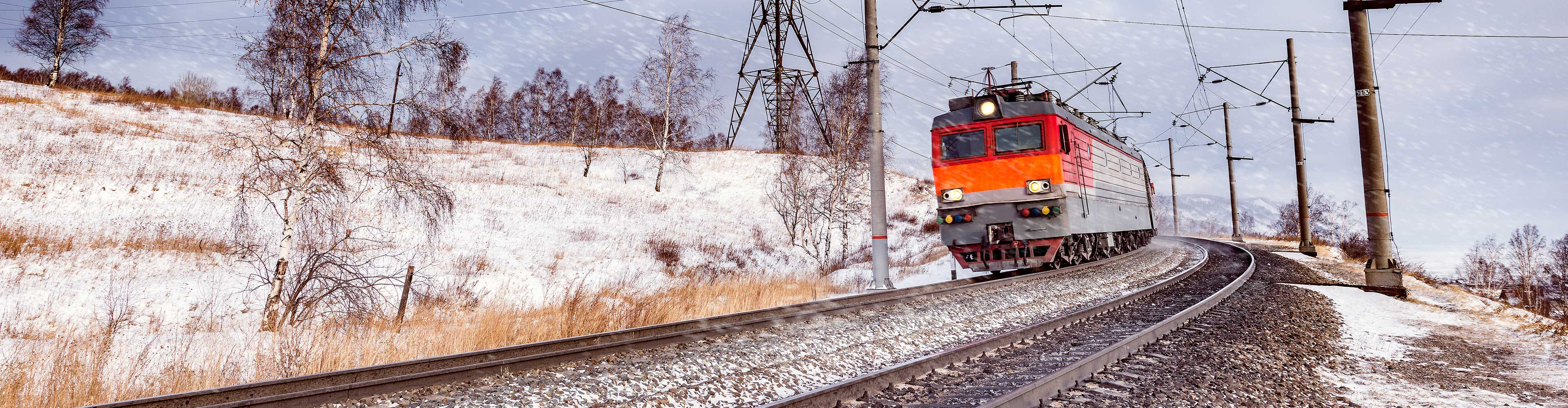 Russia Expedition: Winter Trans-Siberian Adventure
