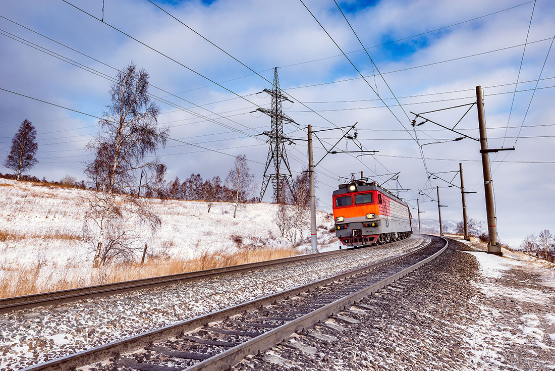 Russia Expedition: Winter Trans-Siberian Adventure 2