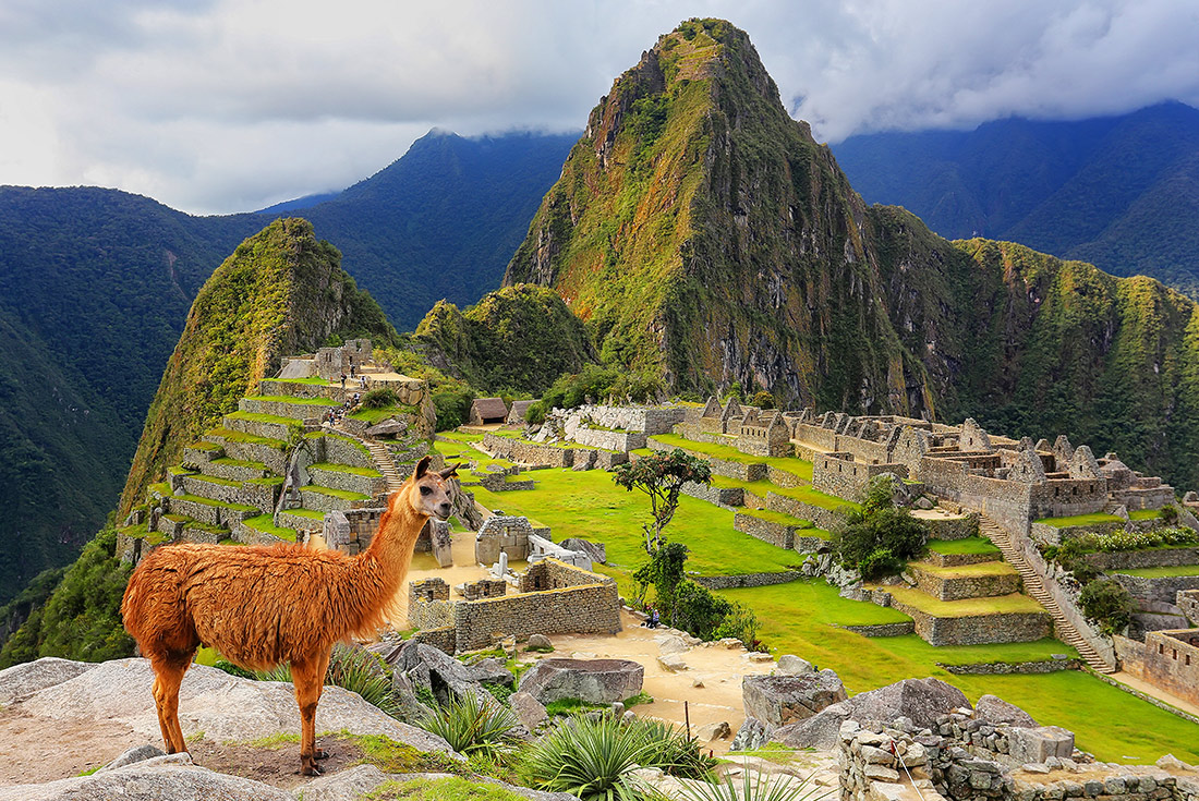 Inca Trail & Amazon 4
