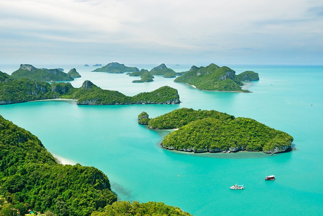 Cruising Thailand & Malaysia Southbound - Phuket to Penang 2