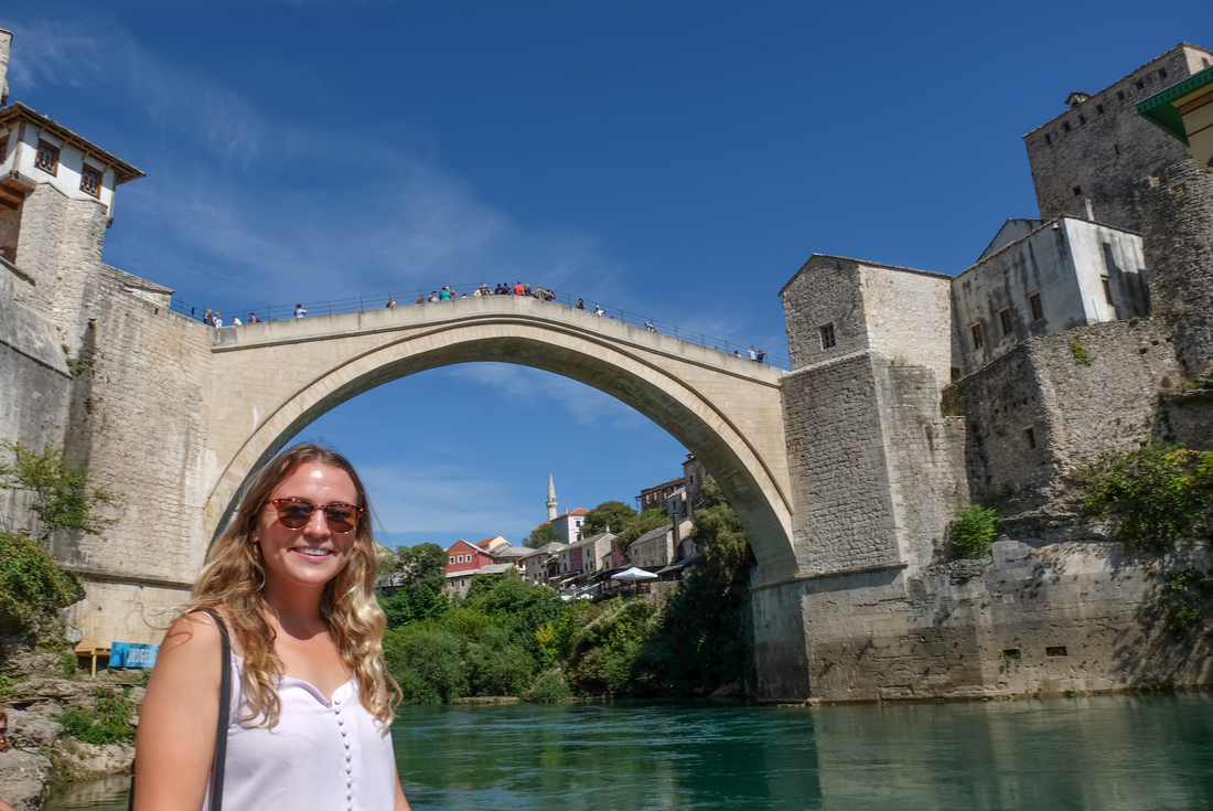Essential Western Balkans - Croatia Tour for Young Adults & Young Solo Travellers (Image Credit: Intrepid Travel)