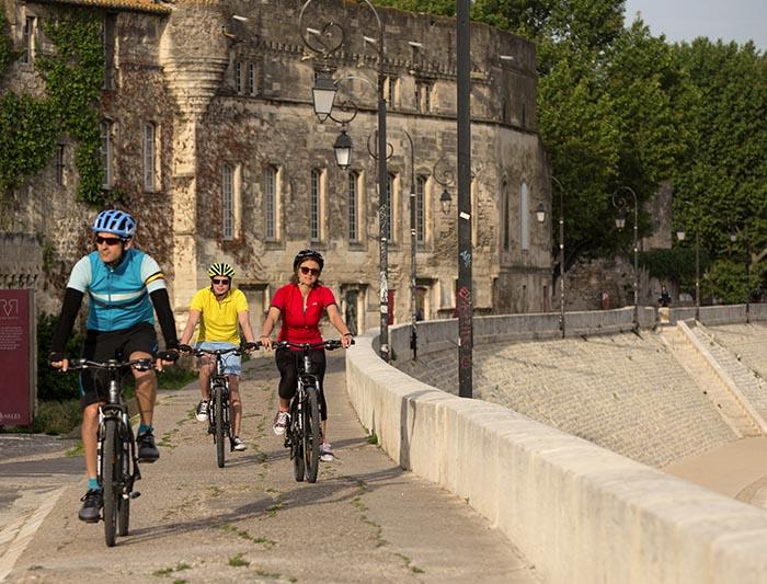 Cycle Provence & Tuscany 1