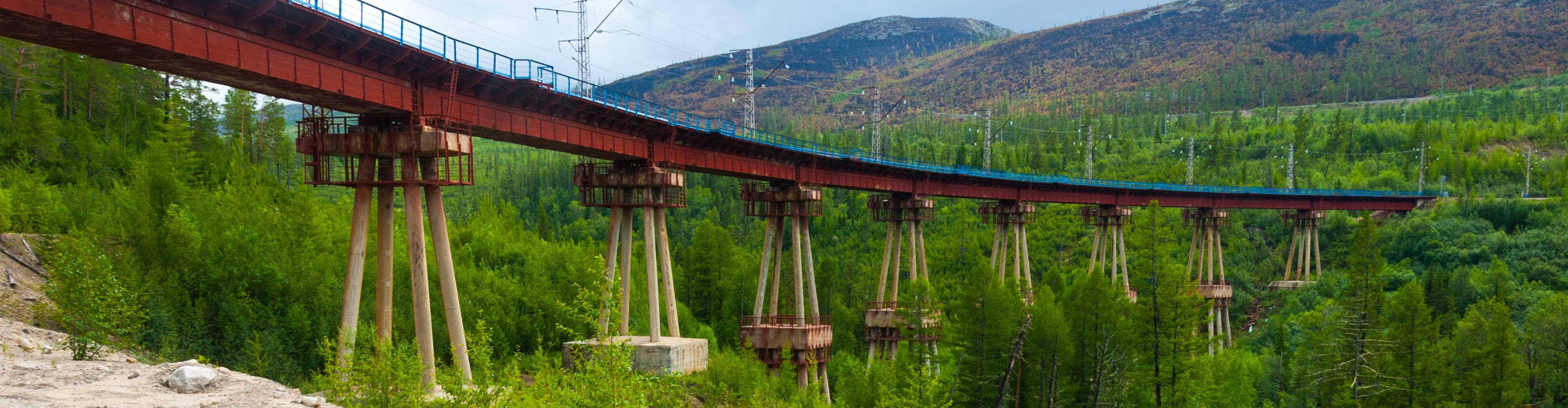 Russia Expedition: Baikal-Amur Railway