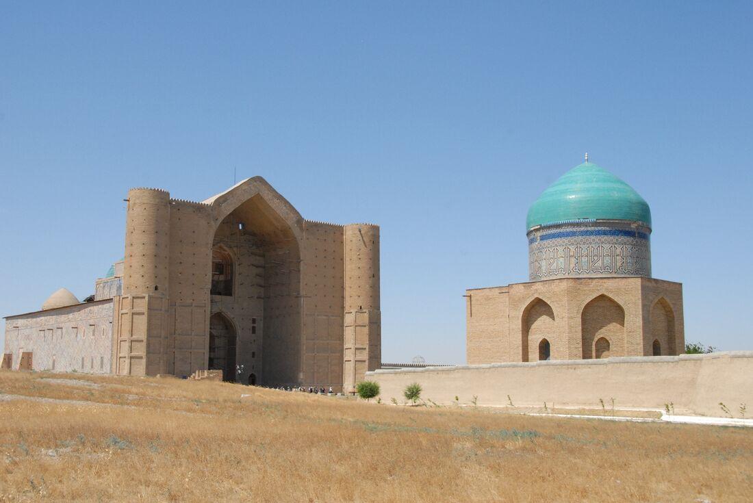 Multi-Stan Adventure: Astana to Dushanbe 2