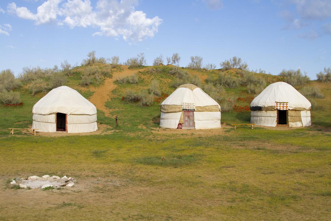 Uzbekistan and Turkmenistan Adventure 3