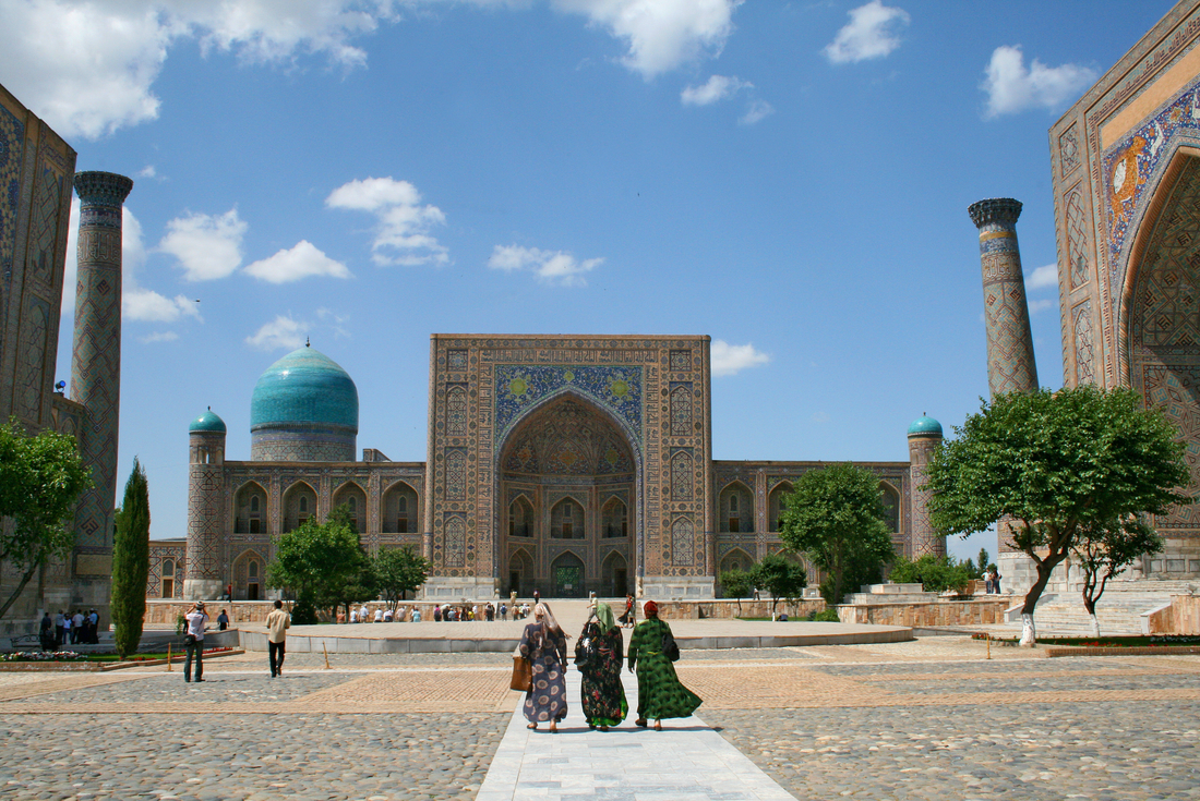 Uzbekistan and Turkmenistan Adventure 2