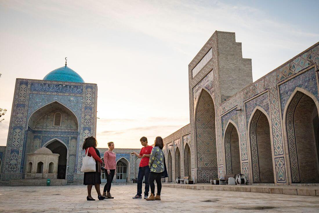 Uzbekistan and Turkmenistan Adventure 1
