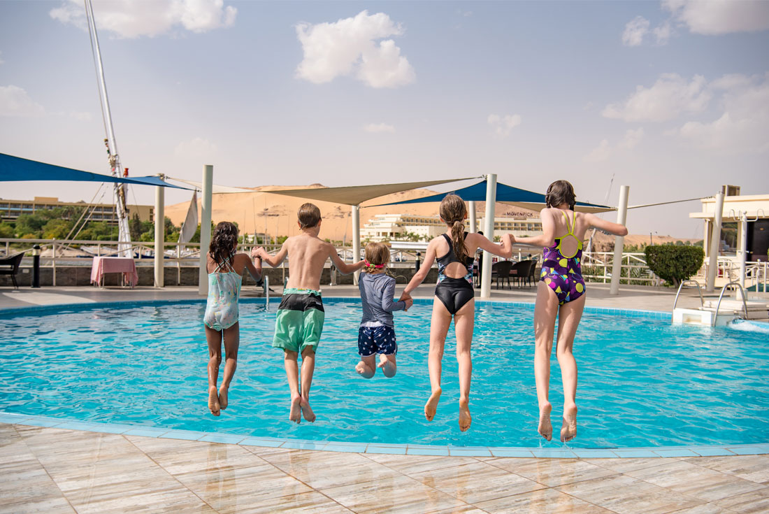 Egypt Family Holiday Comfort 1